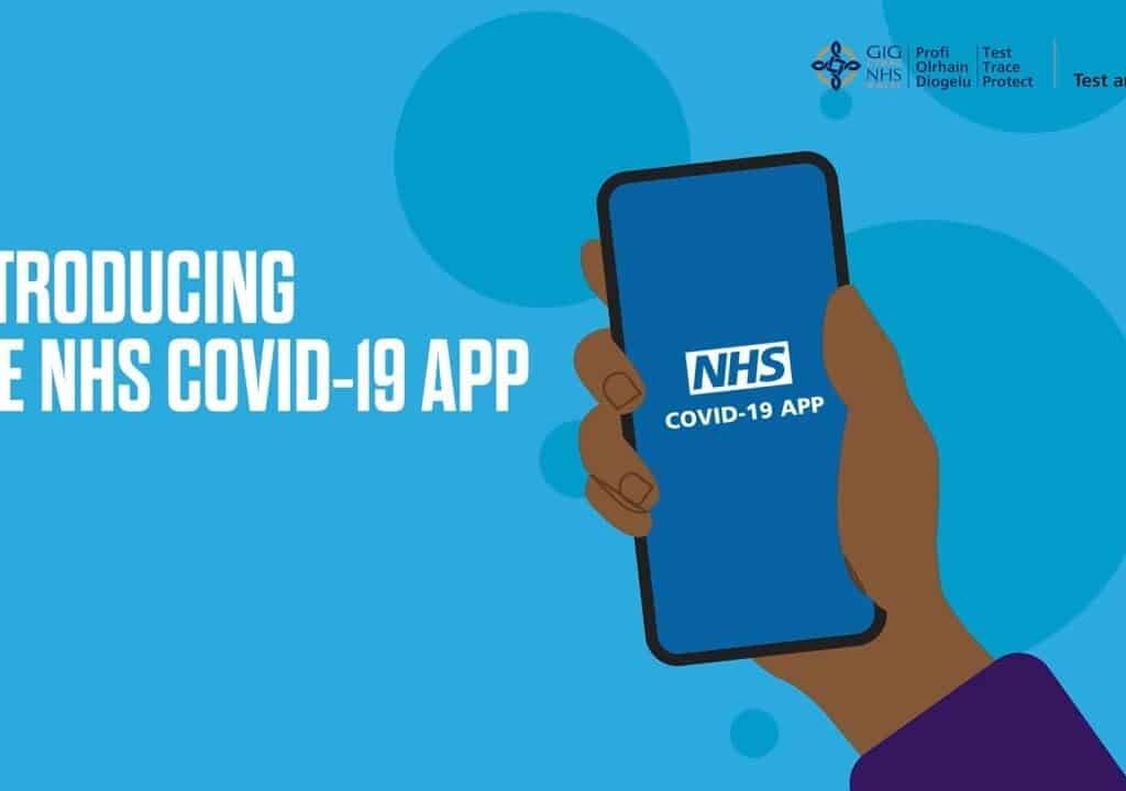 NHS Track and Trace app